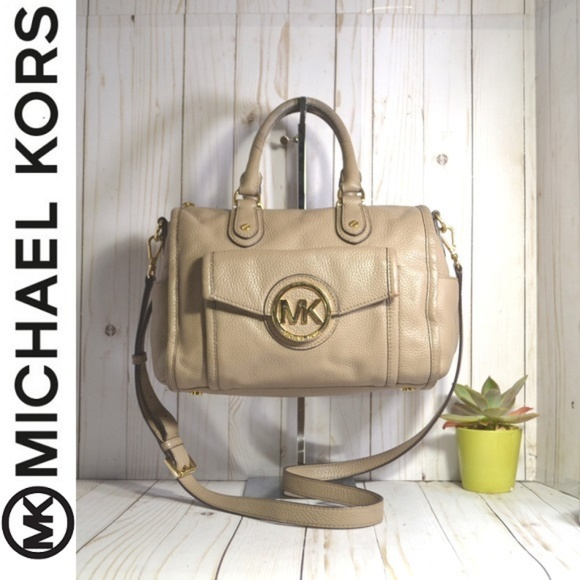 d04f03b4541ec6 Michael Kors Bags | Margo Medium Satchel Purse | Poshmark